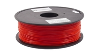 3D ABS Filaments 1.75mm, red, 1Kg/roll, ABS Filament