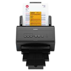 BROTHER INTL. CORP. ImageCenter ADS-2400N Workhorse High-Speed Network Document Scanner
