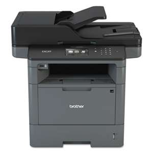 BROTHER INTL. CORP. DCP-L5600DN Business Laser Multifunction Copier, Copy/Print/Scan