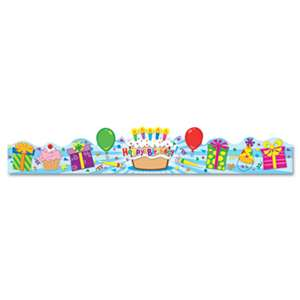 CARSON-DELLOSA PUBLISHING Student Crown, Birthday, 4 x 23 1/2, 30/Pack