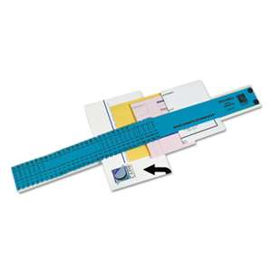 C-LINE PRODUCTS, INC Left-Handed All-Purpose Sorter, 31 Dividers, Blue