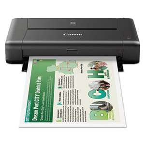 CANON USA, INC. PIXMA iP110 Color Inkjet Printer