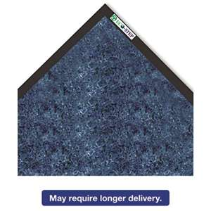 CROWN MATS & MATTING EcoStep Mat, 48 x 72, Midnight Blue
