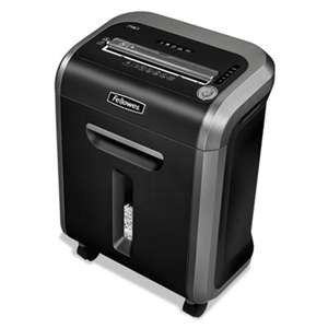 Fellowes 3227901 Powershred 79Ci 100% Jam Proof Medium-Duty Cross-Cut Shredder, 16 Sheet Capacity