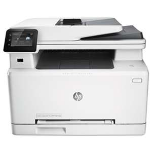 HEWLETT PACKARD COMPANY Color LaserJet Pro Wireless Multifunction Printer M277DW, Copy/Fax/Print/Scan