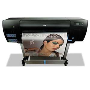 "HEWLETT PACKARD Designjet Z6200 42"" Wide-Format Inkjet Photo Printer"