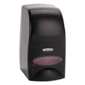 KIMBERLY CLARK Kleenex Skin Care Cassette Dispenser, 1000mL, Black