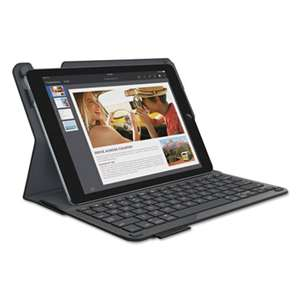 LOGITECH, INC. Type+ Protective Case with Integrated Keyboard for iPad Air 2