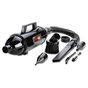 DATA-VAC Metro Vac Portable Hand Held Vacuum and Blower with Dust Off Tools