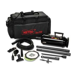 DATA-VAC Metro Vac 2 Speed Toner Vacuum/Blower, Includes Storage Case and Dust Off Tools