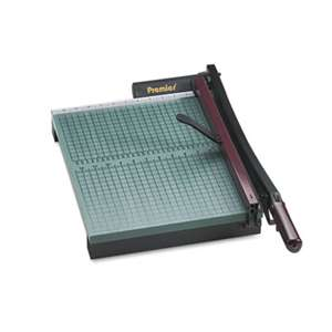 "PREMIER MARTIN YALE StakCut Paper Trimmer, 30 Sheets, Wood Base, 12 7/8"" x 17-1/2"""