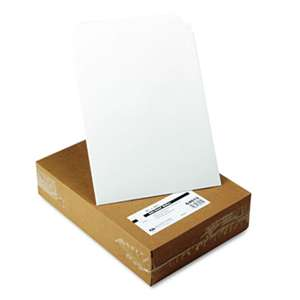 QUALITY PARK PRODUCTS Photo/Document Mailer, Redi-Strip, Side Seam, 9 3/4 x 12 1/2, White, 25/Box