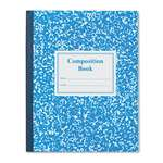 ROARING SPRING PAPER PRODUCTS Grade School Ruled Composition Book, 9 3/4 x 7 3/4, Blue Cover, 50 Pages