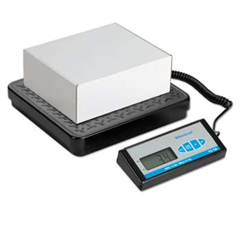 SALTER BRECKNELL Bench Scale with Remote Display, 400lb Capacity, 12 1/5 x 11 7/10 Platform