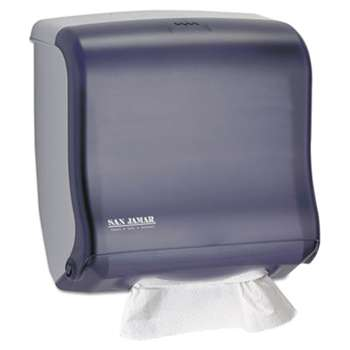 THE COLMAN GROUP, INC Ultrafold Fusion C-Fold & Multifold Towel Dispenser, 11 1/2x5 1/2x11 1/2, Black