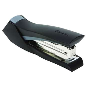 Swingline 79410 SmartTouch Stapler, Full Strip, 20-Sheet Capacity, Black