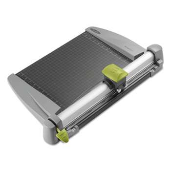 ACCO BRANDS, INC. SmartCut Commercial Heavy-Duty Rotary Trimmer, 30 Sheets, Metal Base, 15 x 20
