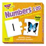 TREND ENTERPRISES, INC. Fun to Know Puzzles, Numbers 1-20