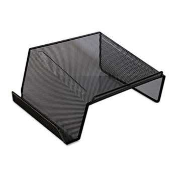 UNIVERSAL OFFICE PRODUCTS Mesh Desktop Telephone Stand, Black