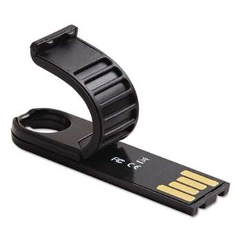 VERBATIM CORPORATION Store 'n' Go Micro USB 2.0 Drive Plus, 16 GB, Black