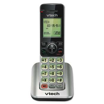 VTECH COMMUNICATIONS CS6609 Cordless Accessory Handset, For Use with CS6629 or CS6649-Series
