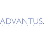 ADVANTUS CORPORATION Literature File, Three Slots, Black