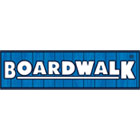 "BOARDWALK Hardwound Paper Towels, 8"" x 800ft, 1-Ply, White, 6 Rolls/Carton"