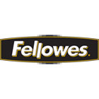 FELLOWES MFG. CO. Mouse Pad w/Wrist Rest, Nonskid Back, 7 15/16 x 9 1/4, Black