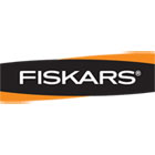 "FISKARS MANUFACTURING CORP Non-Stick Titanium Softgrip Scissors, 8"" Length, 3 1/10"" Cut"