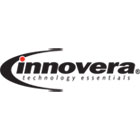 Innovera 81910 Slim CD Case, Assorted Colors, 10/Pack