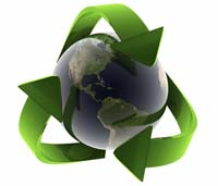 Recycle with ECP