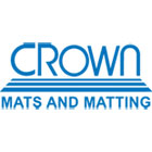 Crown MASR42BK Mat-A-Dor Entrance/Scraper Mat, Rubber, 24 x 32, Black